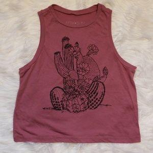 Cactus Blush top